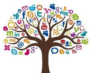 Arbol del mundo digital