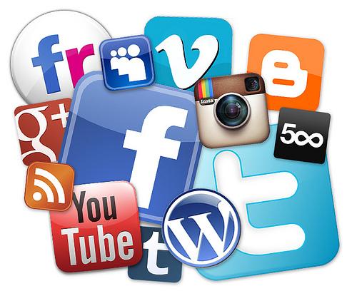 Logotipos Redes Sociales