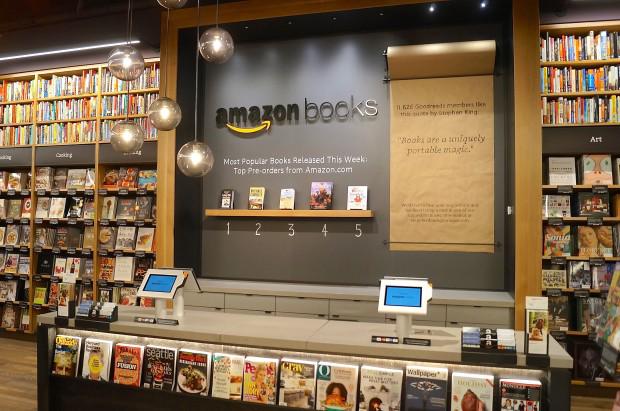 Amazon marca un hito comercial