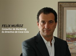 Felix Muñoz coca-cola entrevista FMK