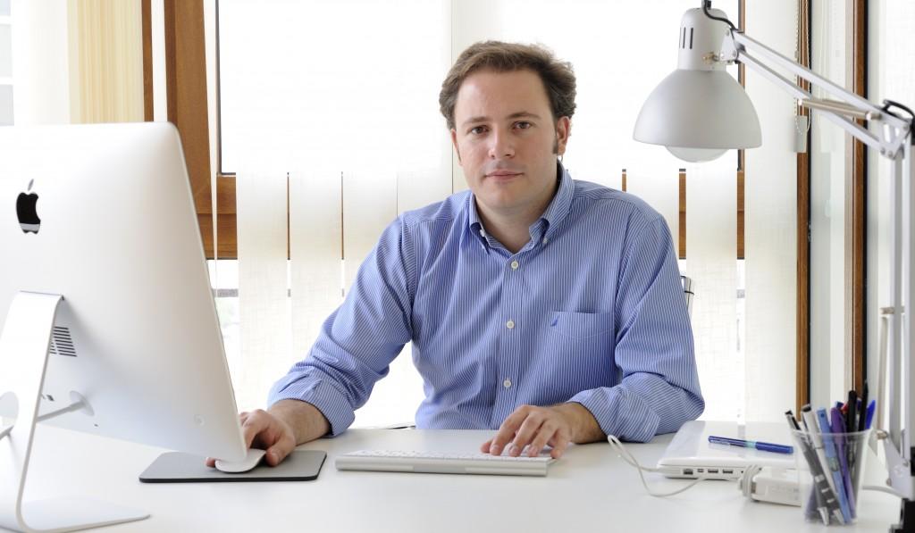Pedro Espinosa, CEO de Llaollao