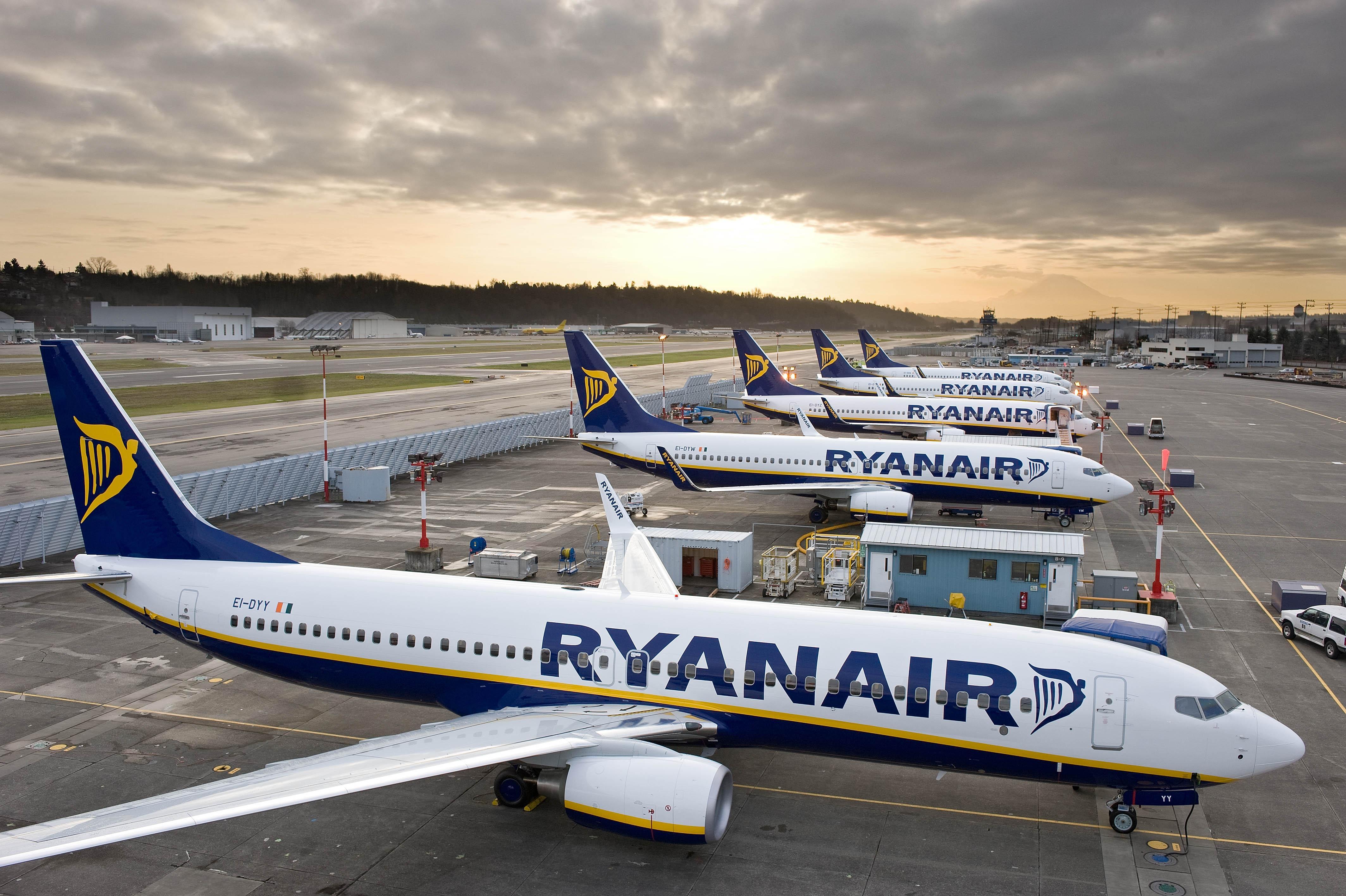 Ryanair lanza su programa de mejoras