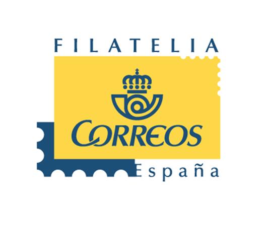 Logotipo Filatelia