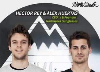 Álex Huertas y Héctor Rey, CEO's Northweek