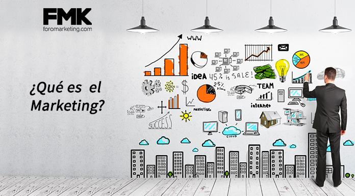 qué es marketing | marketing operativo y marketing estratégico