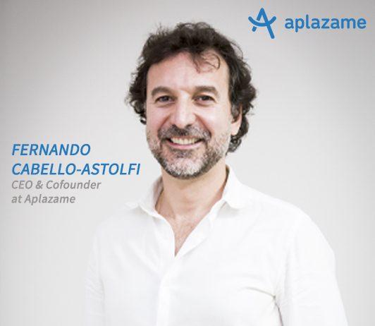 Fernando Cabello-Astolfi, CEO Aplazame