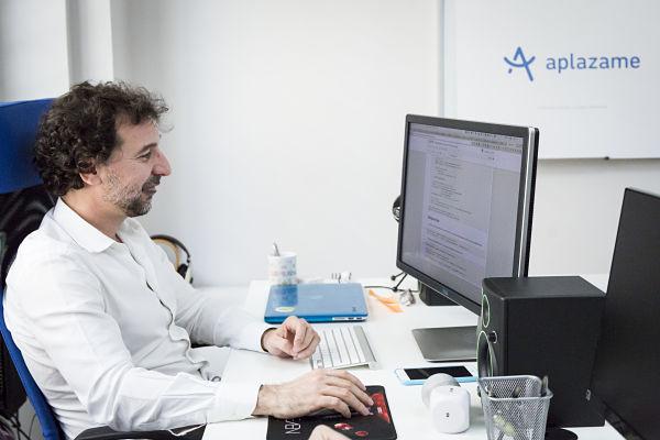 Fernando Cabello, CEO Aplazame