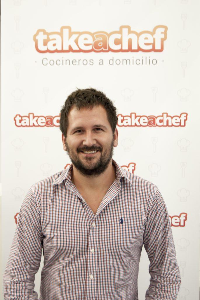 Galder Kabiketa, CEO Take a Chef