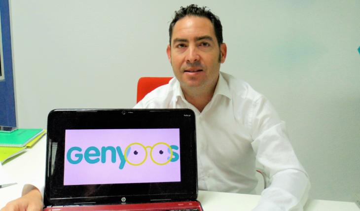 Iván Fernández, CEO Genyoos