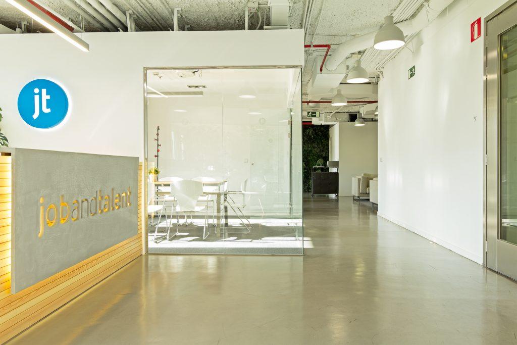 Oficina Jobandtalent en Madrid