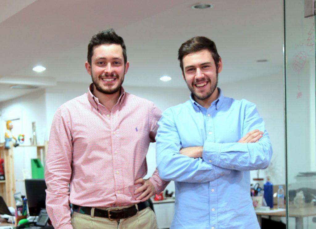 Jose Luis Vega y Víctor Rodado, CEO's Upplication