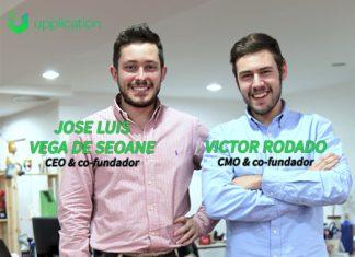 Víctor Rodado y Jose Luis Vega, Upplication