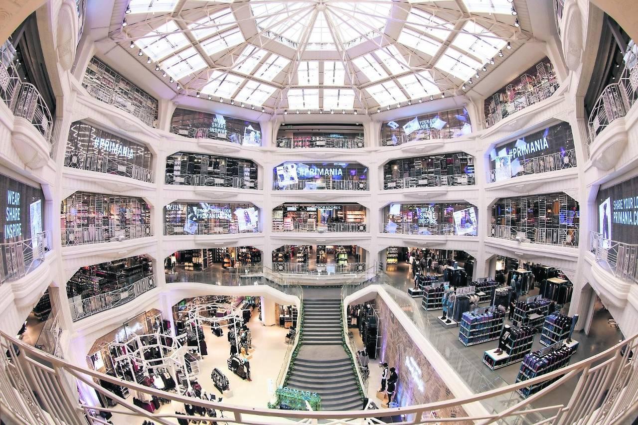 Primark quiere duplicar su tamaño en España