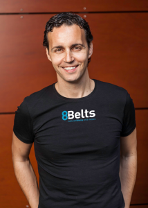 Anxo Pérez, CEO 8Belts