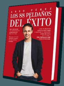 Los 88 peldaños del éxito, Anxo Pérez