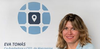Eva Tomas, CEO Manzaning