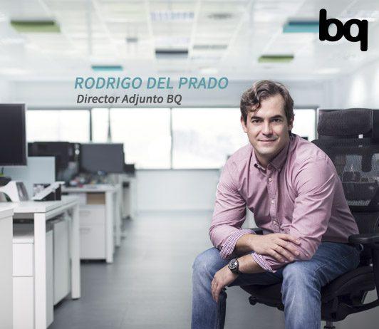 Rodrigo del Prado, Director adjunto BQ