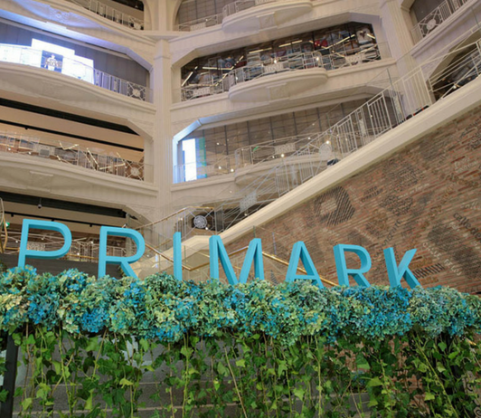 Primark aumentará su facturación