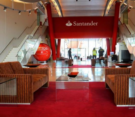 Santander continúa con su digitalización