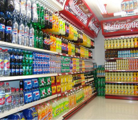 El sector de los refrescos repunta