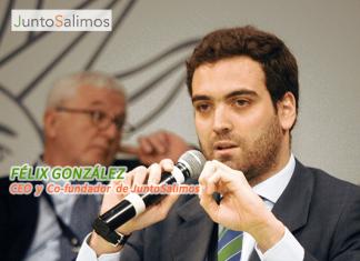 Felix Gonzalez CEO de Juntos SAlimos