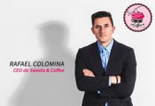 Rafael Colomina, CEO Sweets And Coffee