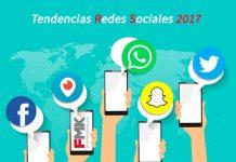 Tendencias Redes Sociales en 2017