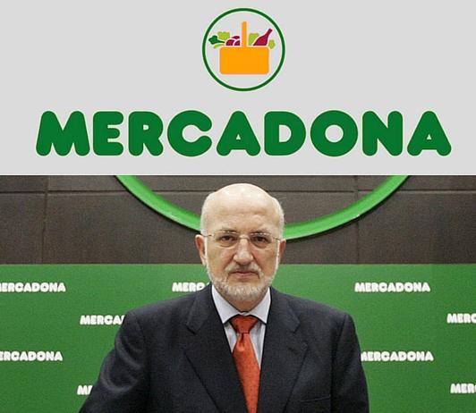 Juan Roig, Mercadona