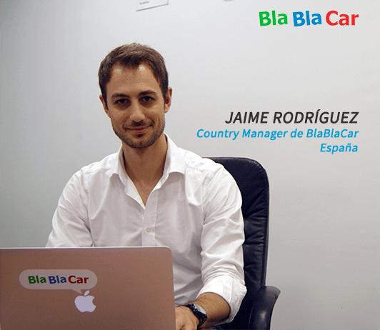 Bla Bla Car España Jaime Rodriguez