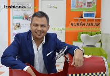 Ruben Aulas CEO FashionKids Peluquería para Niños