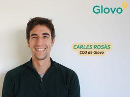 Carles Rosas Entrevista al CCO de Glovo