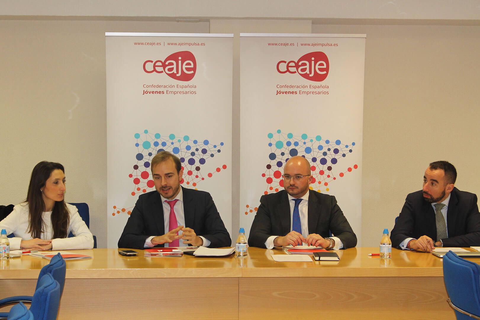 Comité Ejecutivo CEAJE