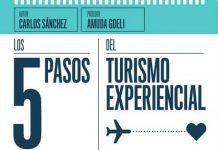 Los cincos pasos del turismo experiencial, Carlos Sánchez Corrales