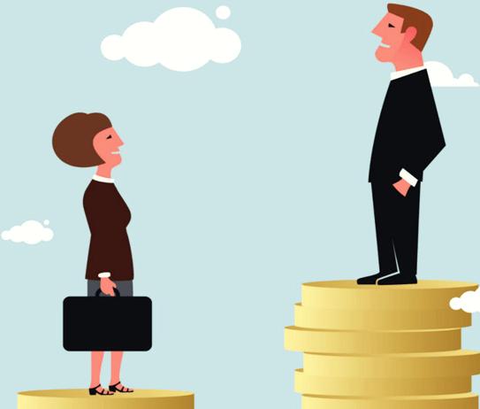 Reducir brecha salarial, asignatura pendiente