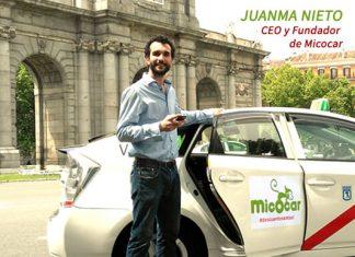 Juanma Nieto CEO y fundador Micocar