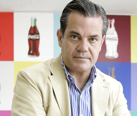 Marcos de Quinto abandona Coca-Cola
