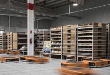 Amazon apuesta por la robótica en sus centros logísticos