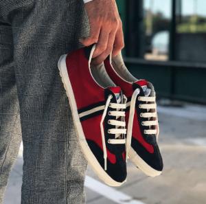 Modelo zapatillas El Ganso