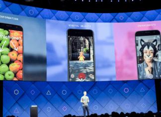 Facebook contra Snapchat incorporando realidad aumentada