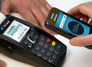 Sistema de pago NFC