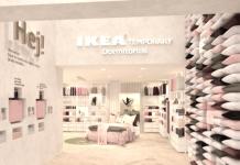 tienda Ikea temporary dormitorios en calle Serrano
