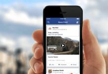 Video de Facebook en la pequeña campaña