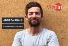 Andrea Ruani, Country Manager de VizEat en España
