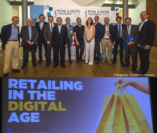 Ponentes del Retail & Digital Transformation Congress MSMK