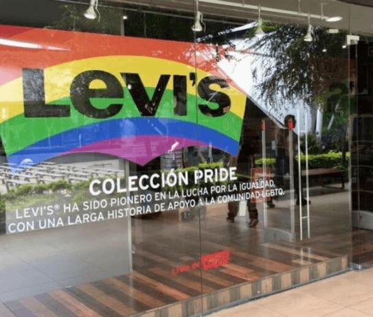 levis campaña world pride