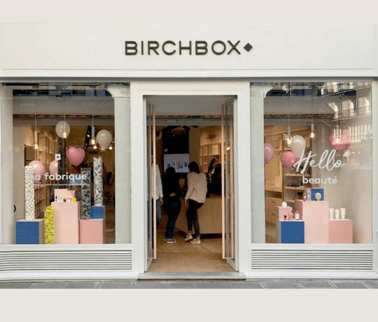tienda Birchbox en París