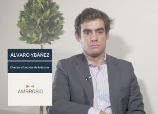 Álvaro Ybáñez. director y fundador de Ambrosio