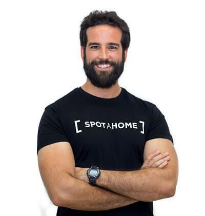 Alejandro Artacho CEO & Cofounder Spotahome