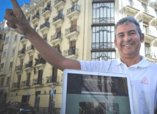 Arnaldo Muñoz, director general de Airbnb en España