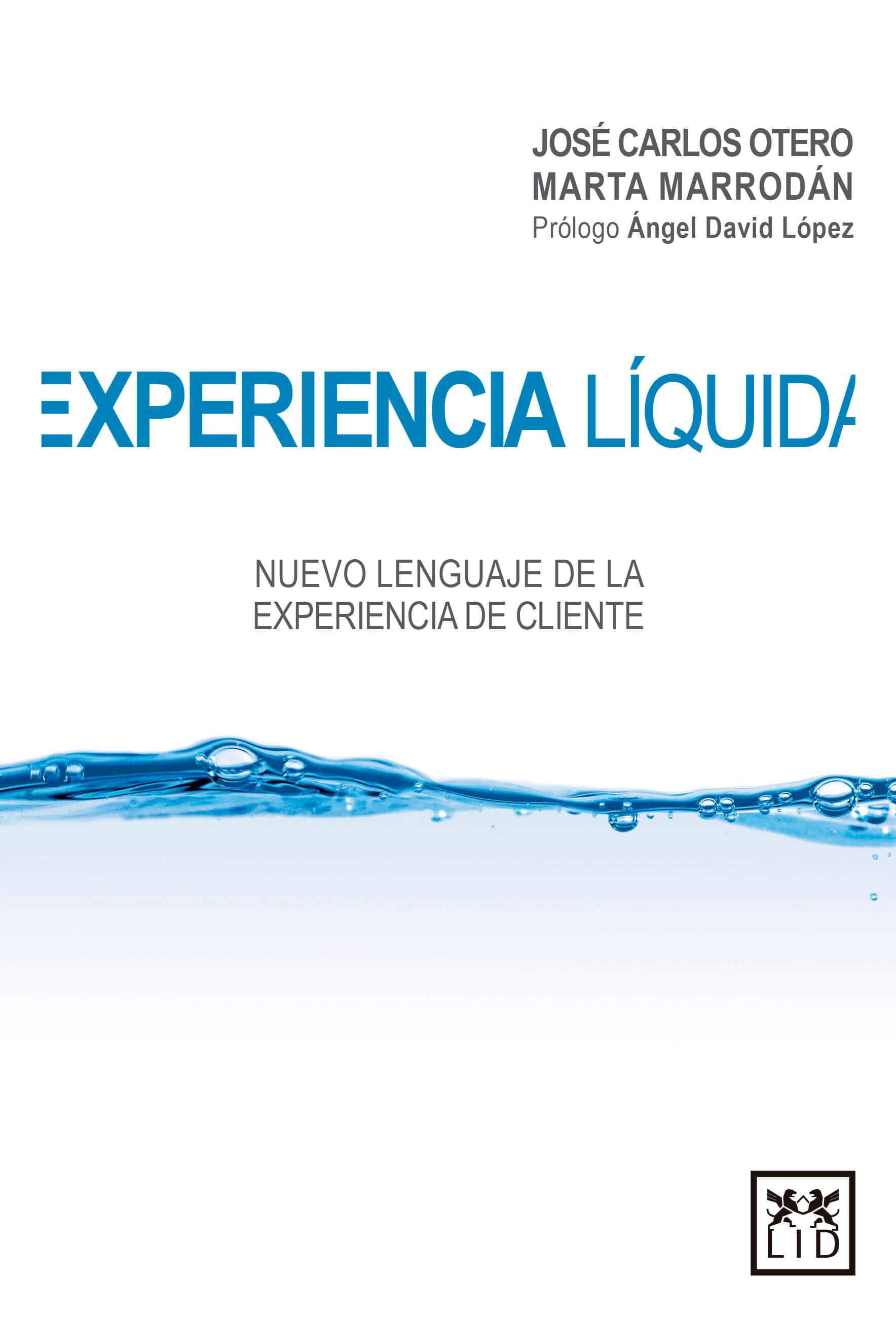 libro Experiencia líquida